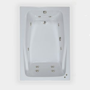 6048 Whirlpool Bathtub