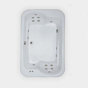 7245 Whirlpool Bathtub