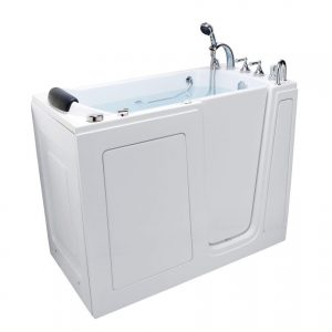 Extra Deep Walkin Bath Tub by American tubs