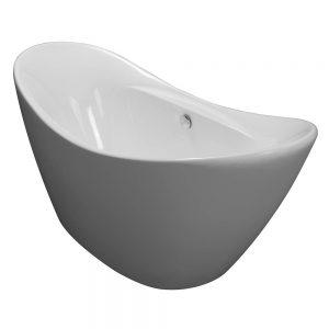 BRF-85 Freestanding Slipper Style Bathtub