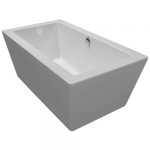 BRF-90 Freestanding Rectangular Bathtub