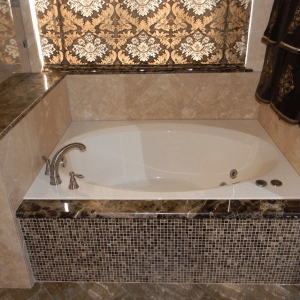 Luxury Oval Bathtub MC-19
