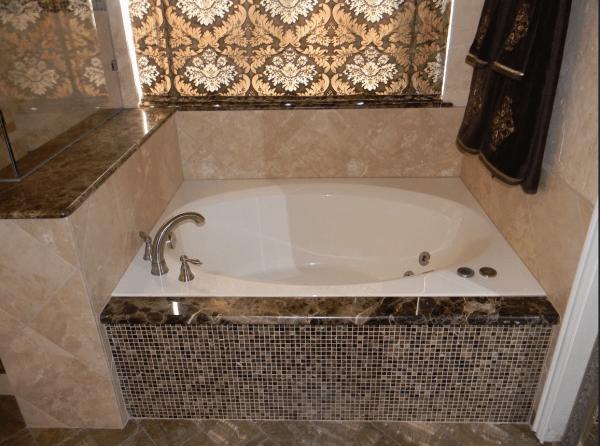 Luxury Oval Bathtub MC-19