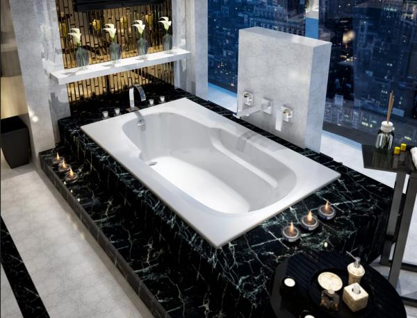 36″ x 72″ Armrest Bathtub MCA-39